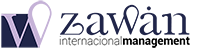 logotipo Zawan International Management